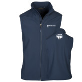 Core Navy Softshell Vest-HR and A