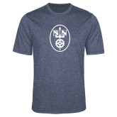 Performance Navy Heather Contender Tee-Icon