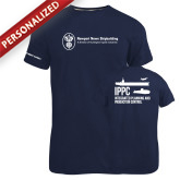 Russell Navy Essential T Shirt-IPPC