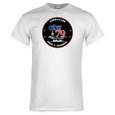 White T Shirt-CVN 79