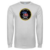 White Long Sleeve T Shirt-CVN 80