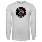 White Long Sleeve T Shirt-CVN 78