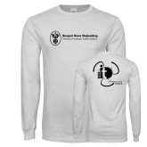 White Long Sleeve T Shirt-NNS IT