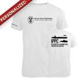 Russell White Essential T Shirt-IPPC