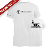 Russell White Essential T Shirt-Programs Division