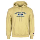 Champion Vegas Gold Fleece Hoodie-NNS College Design
