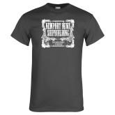 Charcoal T Shirt-NNS Vintage