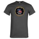 Charcoal T Shirt-CVN 80
