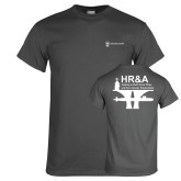 Charcoal T Shirt-HR and A