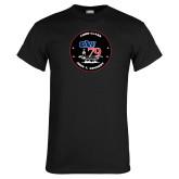 Black T Shirt-CVN 79
