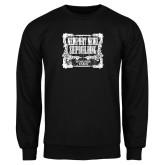 Black Fleece Crew-NNS Vintage