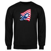 Black Fleece Crew-NNS Flag