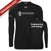 Under Armour Black Long Sleeve Tech Tee-Engineering and Design