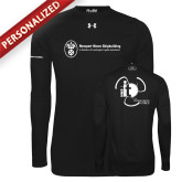 Under Armour Black Long Sleeve Tech Tee-NNS IT