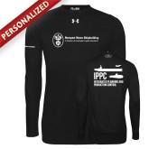 Under Armour Black Long Sleeve Tech Tee-IPPC