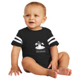 Black Jersey Onesie-Future Shipbuilder Submarine