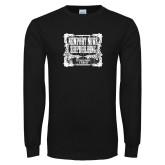 Black Long Sleeve T Shirt-NNS Vintage
