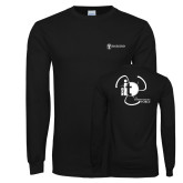 Black Long Sleeve T Shirt-NNS IT