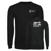 Black Long Sleeve T Shirt-IPPC