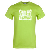 Lime Green T Shirt-NNS Vintage