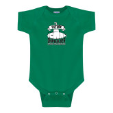 Kelly Green Infant Onesie-Future Shipbuilder Submarine