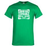 Kelly Green T Shirt-NNS Vintage