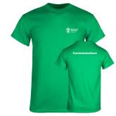 Kelly Green T Shirt-Comms