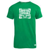 Russell Kelly Green Essential T Shirt-NNS Vintage