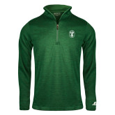 Russell Dark Green Heather 1/4 Zip-Icon