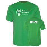 Performance Kelly Green Tee-IPPC