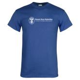 Royal T Shirt-Newport News Shipbuilding