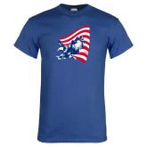 Royal T Shirt-NNS Flag