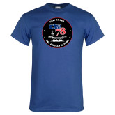Royal T Shirt-CVN 78
