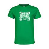 Youth Kelly Green T Shirt-NNS Vintage