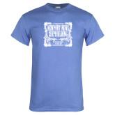 Arctic Blue T Shirt-NNS Vintage
