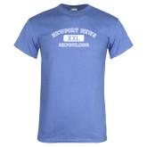 Arctic Blue T Shirt-NNS College Design