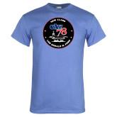 Arctic Blue T Shirt-CVN 78
