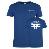 Ladies Royal T Shirt-HR and A