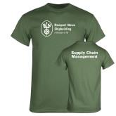 Military Green T Shirt-Strategic Sourcing