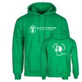 Kelly Green Fleece Hoodie-NNS IT