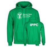Kelly Green Fleece Hoodie-IPPC
