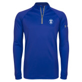 Under Armour Royal Tech 1/4 Zip Performance Shirt-Icon