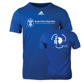 Adidas Royal Logo T Shirt-NNS IT