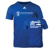 Adidas Royal Logo T Shirt-IPPC