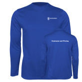 Performance Royal Longsleeve Shirt-Contracts and Pricing