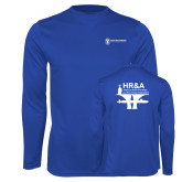 Performance Royal Longsleeve Shirt-HR and A