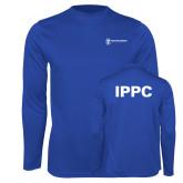 Performance Royal Longsleeve Shirt-IPPC