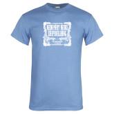 Light Blue T Shirt-NNS Vintage