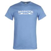 Light Blue T Shirt-SSN 787