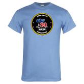 Light Blue T Shirt-CVN 80